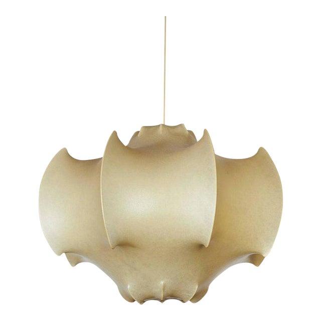 Viscontea Pendant Light by Achille and Pier Giacomo Castiglioni For Sale