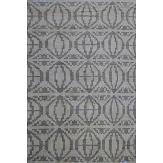"Aara Rugs Inc. Hand Knotted Gabbeh Rug -10'4"" x 13'6"""