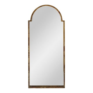 Gold Frame Tall Wall Mirror