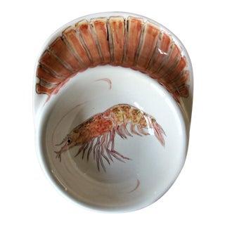 Shrimp Serving Bowl For Sale