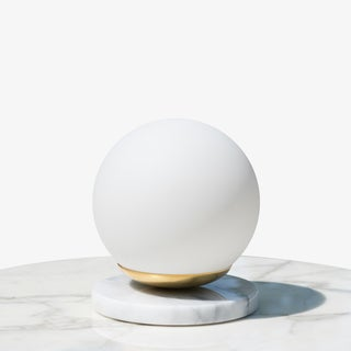 Artifact Accent Light in Carrara Marble by Object Refinery Preview