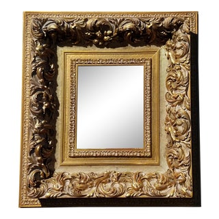 Vintage French Provincial Gold Ornate Rococo Picture Frame #1 For Sale