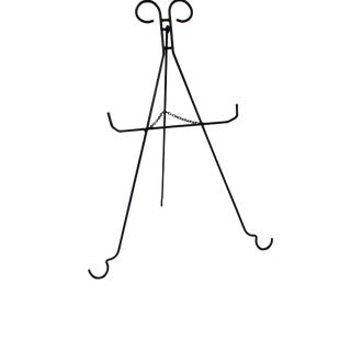 Cast Iron Art Display Easel For Sale