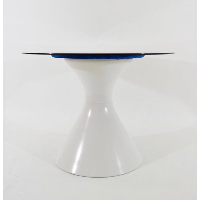 Mid-Century Modern Space Age Style Dining Table by Chromecraft For Sale - Image 3 of 5