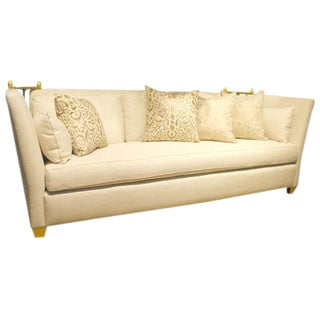 Custom Contemporary Knole Sofa