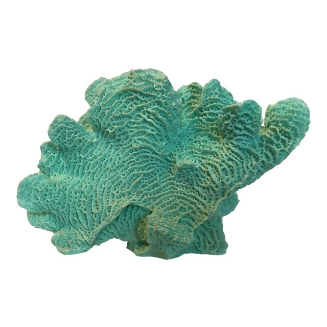 Mounted Faux Coral Specimen - Image 1 of 5