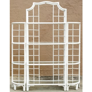 Three Piece Rattan Pagoda Etagere - Set of 3 Preview