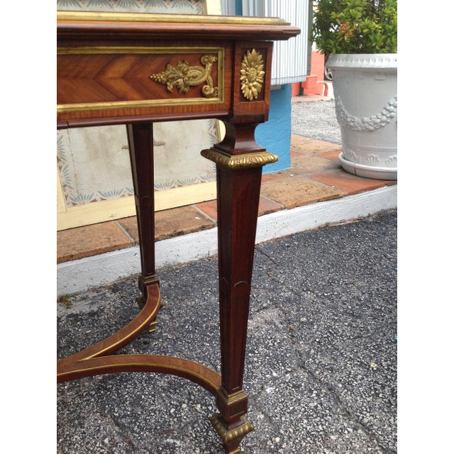 Fine French Ladies Writing Table For Sale - Image 10 of 13