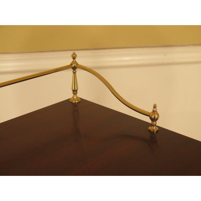 Henkel Harris Inlaid Mahogany Federal Sideboard For Sale In Philadelphia - Image 6 of 13