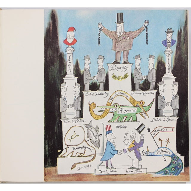 """""""The Labyrinth"""" 1st Ed. Book by Saul Steinberg - Image 4 of 11"""