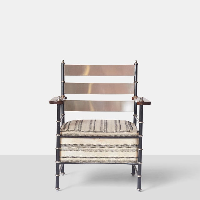 American Lounge Chair by Warren McArthur For Sale - Image 3 of 8