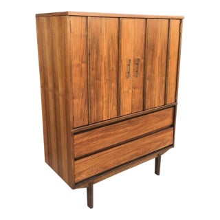 Mid Century Armoire For Sale