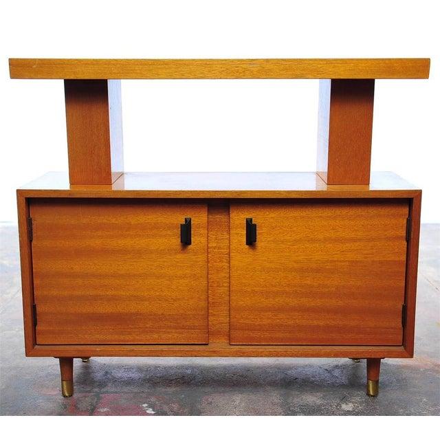 Mid-Century Danish 1950s Compact Sideboard - Image 2 of 11
