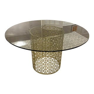 Contemporary Jonathan Adler Dining Table For Sale