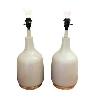 Surya Allen Table Lamps - a Pair For Sale