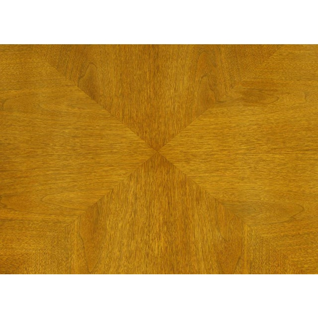 Michael Taylor For Baker New World Mahogany Coffee Table - Image 7 of 8