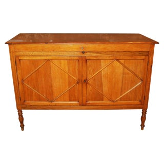 19th C. Italian Pearwood Buffet