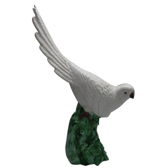Vintage Cockatoo Statue - Image 1 of 10