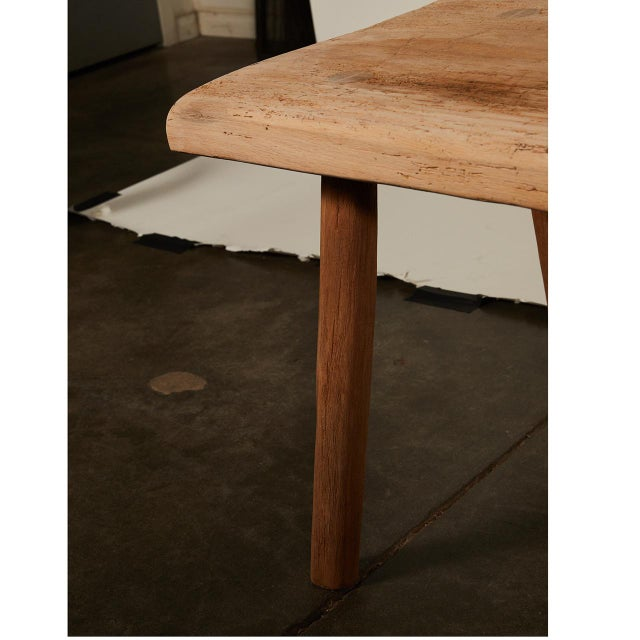 Small Rustic Table/Bench For Sale - Image 4 of 5
