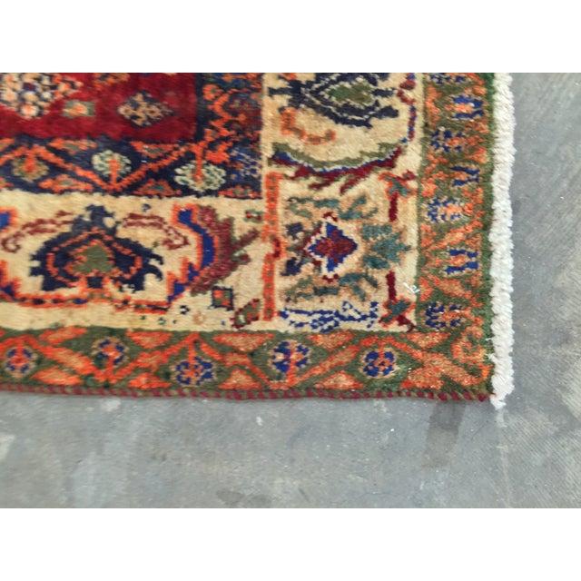 Quashaghi Persian Rug - 5' x 8' - Image 11 of 11