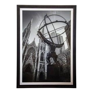 "Signed Numbered ""Atlas"" Large Format Photography by Sam Nizam"