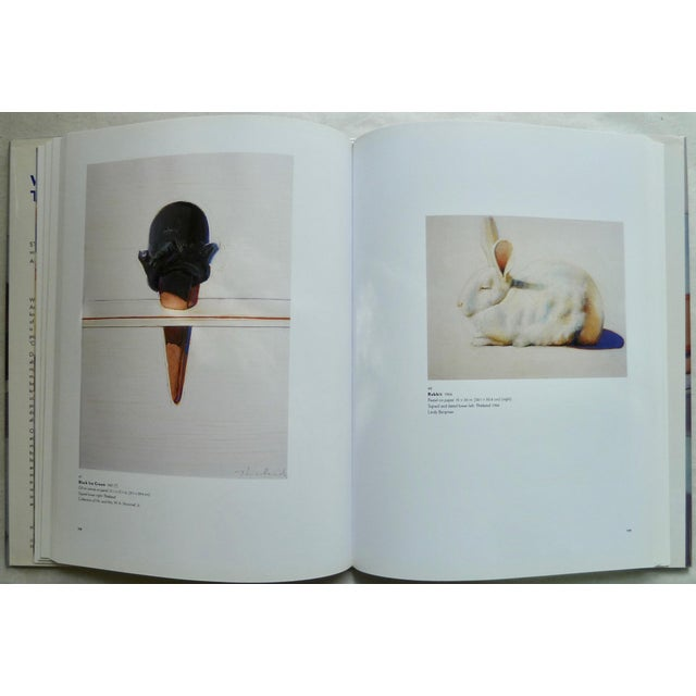 Paper Wayne Thiebaud Retrospective Book For Sale - Image 7 of 8