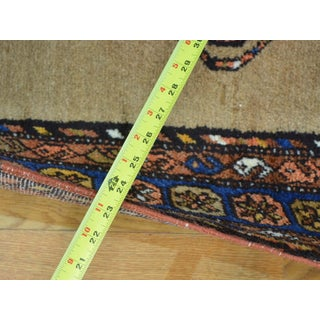 "Antique Persian Serab Camel Hair XL Runner Rug - 3'9""x14'4"" Preview"