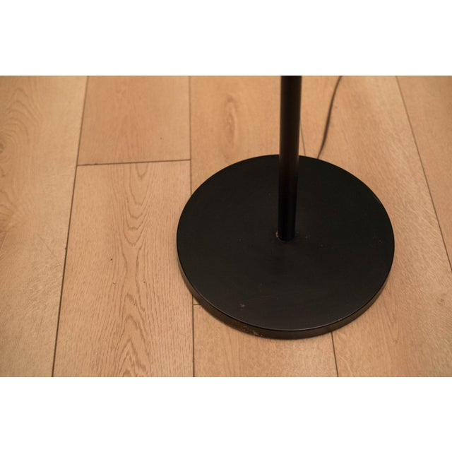 Chrome Mid-Century Modern Robert Sonneman Triennale Chrome Floor Lamp For Sale - Image 8 of 11