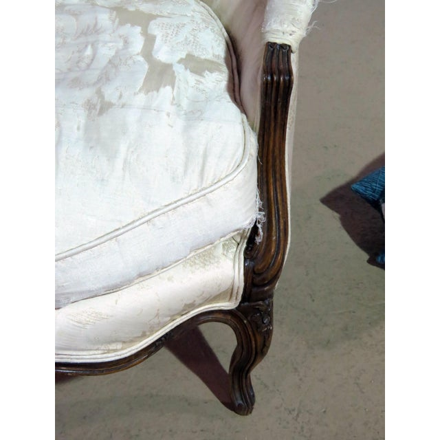 Louis XV Style Bergere - Image 5 of 11