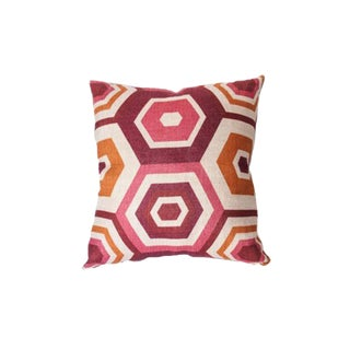 Contemporary Mohammed Pillow - 22ʺw × 22ʺh For Sale