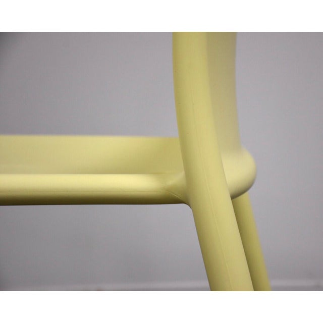 Yellow Italian Dining Chair by Jasper Morrison For Sale - Image 8 of 10