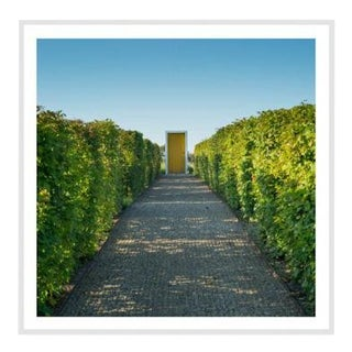 """""""Door to Nowhere"""" Framed Photograph by Dale Goffigon, American For Sale"""