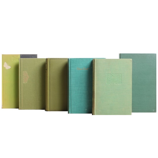 Green Poetry Books - S/20 - Image 2 of 2