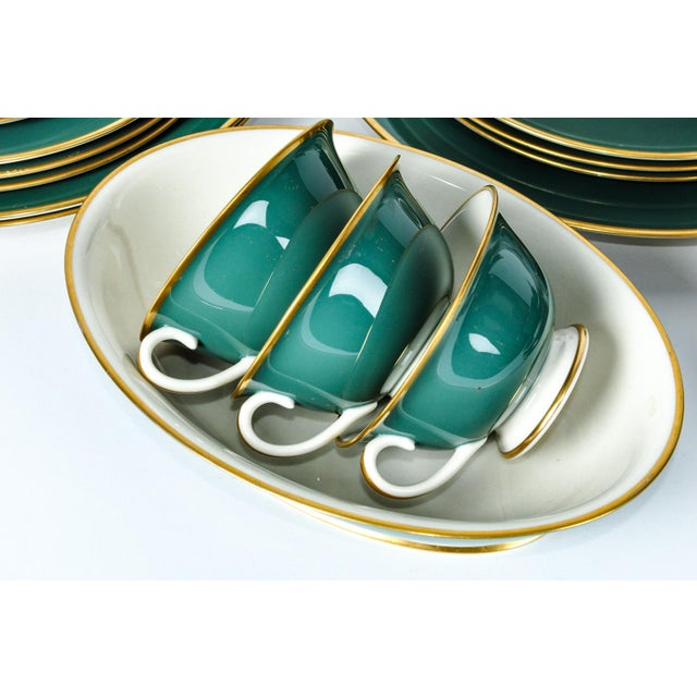 Franciscan Dinnerware for 12 For Sale In New York - Image 6 of 10