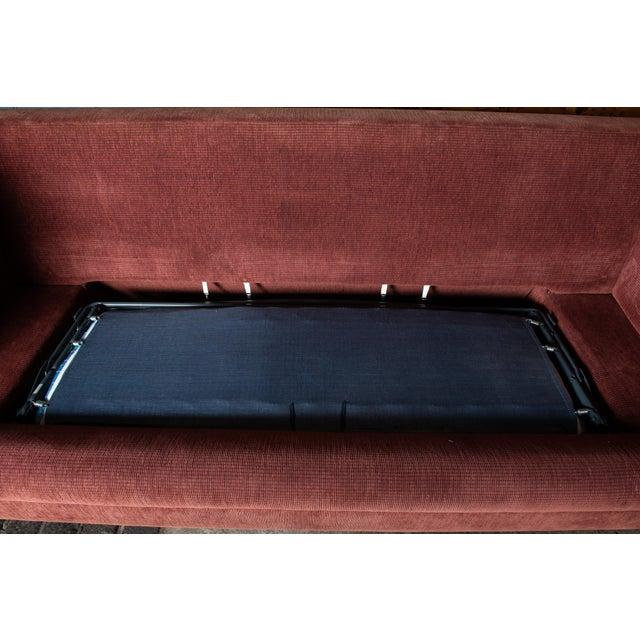 1990s Vintage Custom Made John Saladino Sofa For Sale - Image 23 of 34