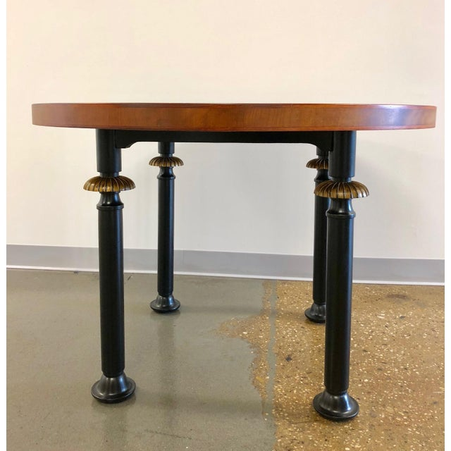 Neoclassic Coffee Table, Circa 1920 For Sale In New York - Image 6 of 10