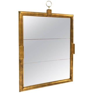 Large Tommi Parzinger Mirror For Sale