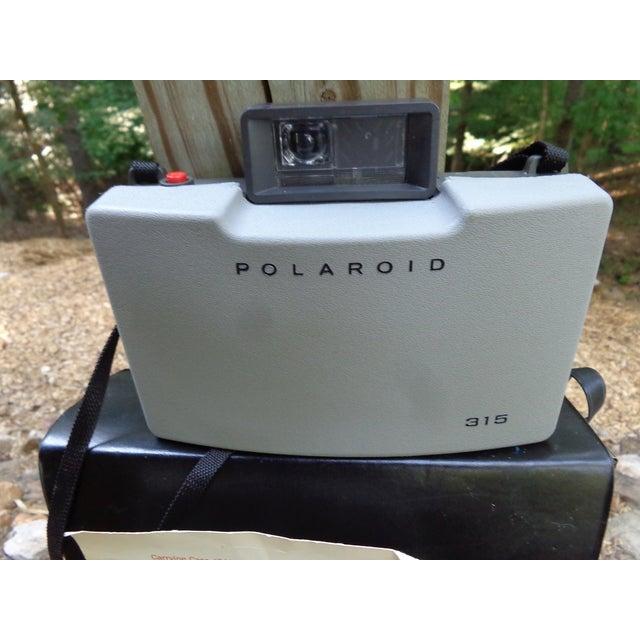 Mid-Century Modern Vintage Polaroid Land Camera For Sale - Image 3 of 6