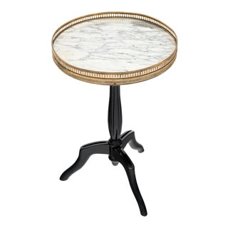 Vintage Louis XVI Style Side Table For Sale