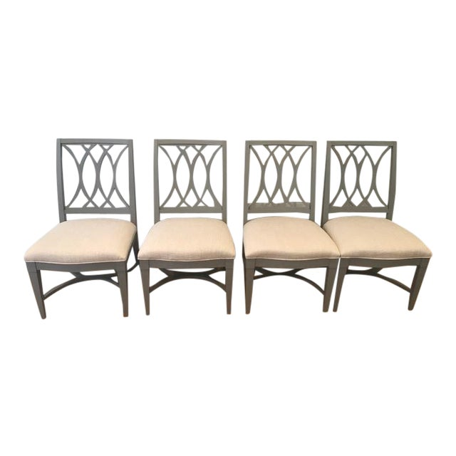 Heritage Coast Chairs - Set of 4 - Image 1 of 7