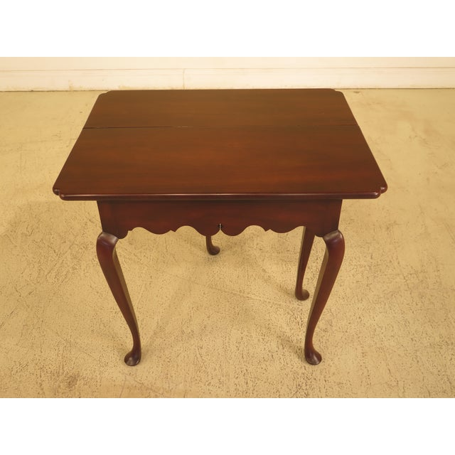 Kittinger Williamsburg Collection Occasional Table - Image 8 of 11