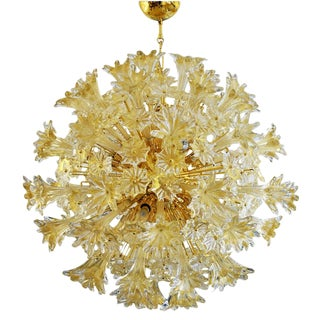 Italian Espirit Chandelier For Sale