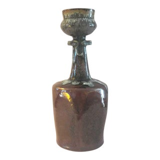 Mid-Century Vase Pottery Vase