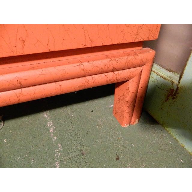 Vintage Ficks Reed Coral Sideboard - Image 8 of 11