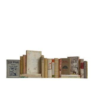 Culinary Creations : Set of Twenty Decorative Books
