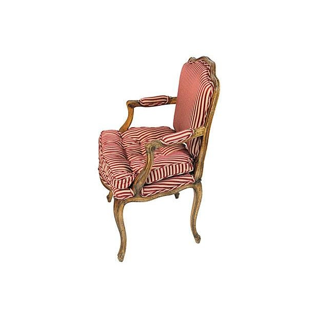 Baker French-Style Armchair - Image 2 of 3