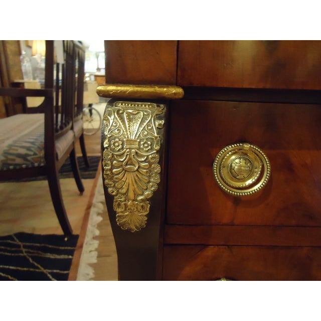 19th Century Petite Empire Dresser - Image 7 of 9