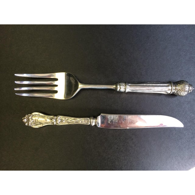 Silverplated Serving Pieces - 7 - Image 4 of 5