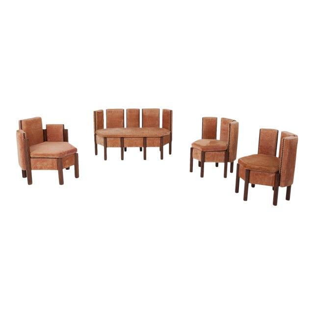 Modular Sofa System, Carlo Scarpa For Sale