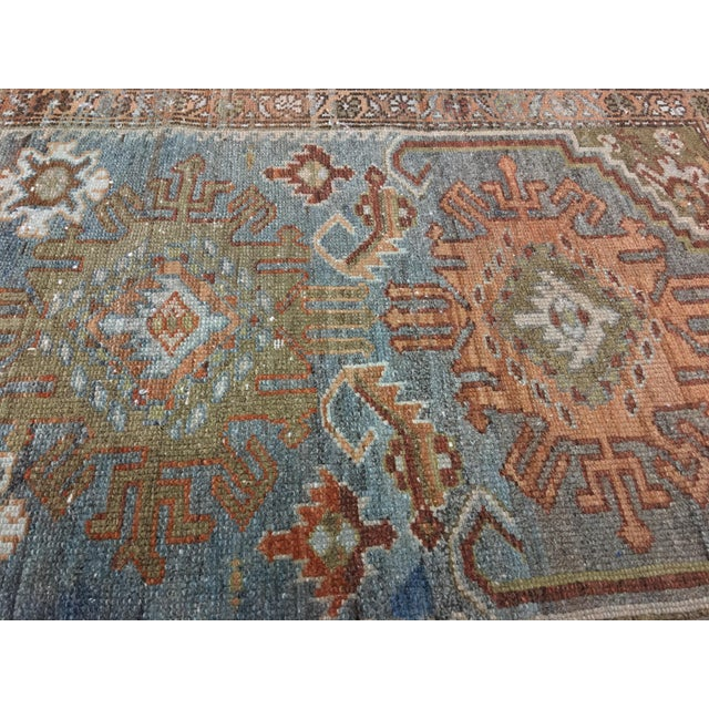 Antique Persian Malayer Runner - 2′10″ × 19′ - Image 8 of 11